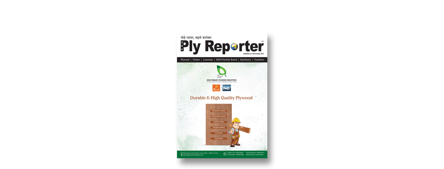 The Ply Reporter Magazine